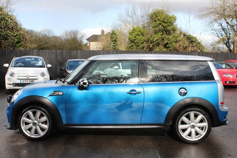 Mini Clubman Cooper S - 4K WORTH OF EXTRAS - LEDS/XENONS/CRUISE/CHILI/LASER BLUE/FSH 7