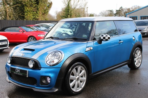 Mini Clubman Cooper S - 4K WORTH OF EXTRAS - LEDS/XENONS/CRUISE/CHILI/LASER BLUE/FSH 8