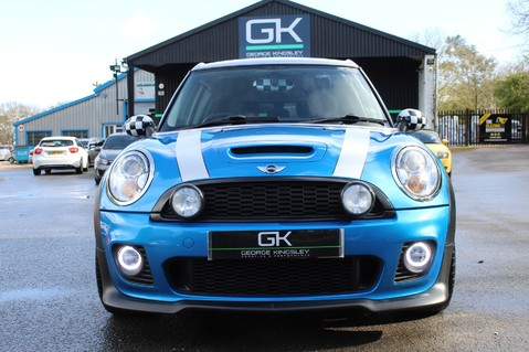 Mini Clubman Cooper S - 4K WORTH OF EXTRAS - LEDS/XENONS/CRUISE/CHILI/LASER BLUE/FSH 9