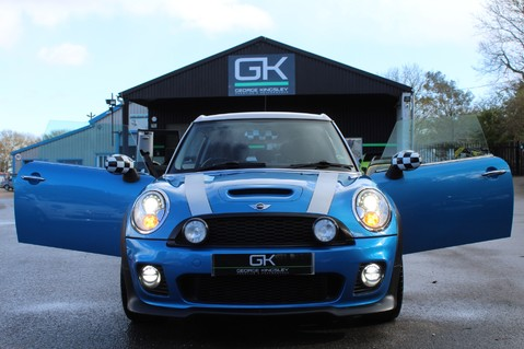 Mini Clubman Cooper S - 4K WORTH OF EXTRAS - LEDS/XENONS/CRUISE/CHILI/LASER BLUE/FSH 14