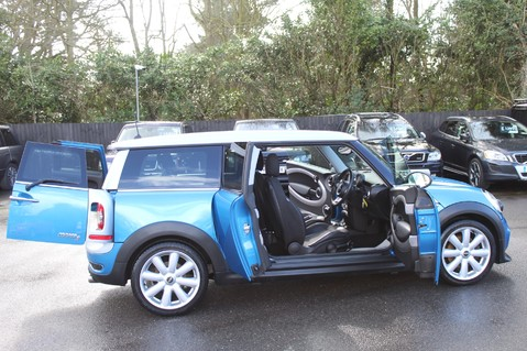 Mini Clubman Cooper S - 4K WORTH OF EXTRAS - LEDS/XENONS/CRUISE/CHILI/LASER BLUE/FSH 15