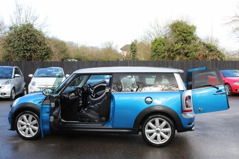 Mini Clubman Cooper S - 4K WORTH OF EXTRAS - LEDS/XENONS/CRUISE/CHILI/LASER BLUE/FSH 16