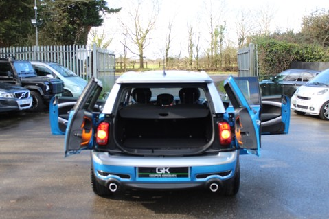 Mini Clubman Cooper S - 4K WORTH OF EXTRAS - LEDS/XENONS/CRUISE/CHILI/LASER BLUE/FSH 17