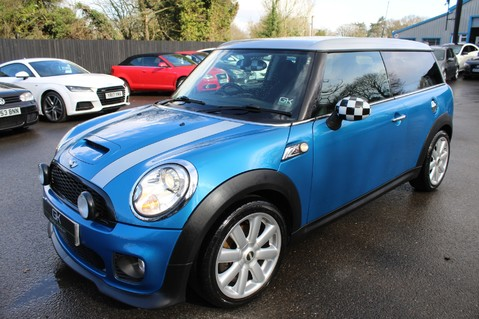 Mini Clubman Cooper S - 4K WORTH OF EXTRAS - LEDS/XENONS/CRUISE/CHILI/LASER BLUE/FSH 18