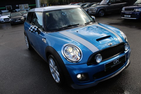 Mini Clubman Cooper S - 4K WORTH OF EXTRAS - LEDS/XENONS/CRUISE/CHILI/LASER BLUE/FSH 19