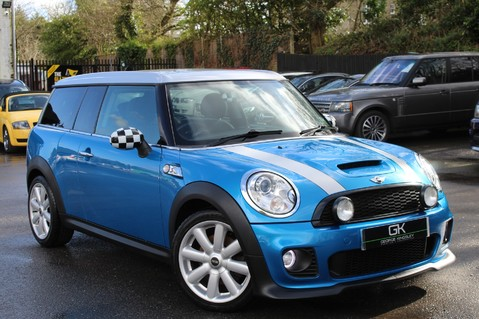 Mini Clubman Cooper S - 4K WORTH OF EXTRAS - LEDS/XENONS/CRUISE/CHILI/LASER BLUE/FSH 1