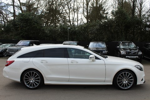 Mercedes-Benz CLS CLS350 BLUETEC AMG LINE PREMIUM PLUS - EURO 6 - SUNROOF - HARMAN KARDON 4