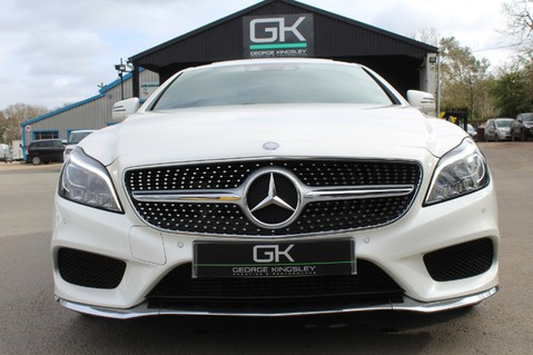 Mercedes-Benz CLS CLS350 BLUETEC AMG LINE PREMIUM PLUS - EURO 6 - SUNROOF - HARMAN KARDON 9