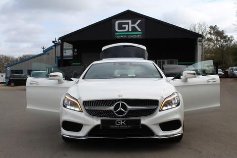 Mercedes-Benz CLS CLS350 BLUETEC AMG LINE PREMIUM PLUS - EURO 6 - SUNROOF - HARMAN KARDON 14