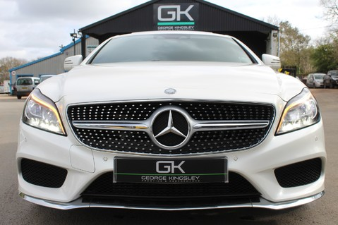 Mercedes-Benz CLS CLS350 BLUETEC AMG LINE PREMIUM PLUS - EURO 6 - SUNROOF - HARMAN KARDON 18