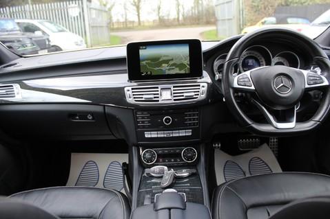 Mercedes-Benz CLS CLS350 BLUETEC AMG LINE PREMIUM PLUS - EURO 6 - SUNROOF - HARMAN KARDON 10