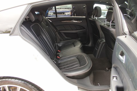 Mercedes-Benz CLS CLS350 BLUETEC AMG LINE PREMIUM PLUS - EURO 6 - SUNROOF - HARMAN KARDON 28