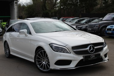 Mercedes-Benz CLS CLS350 BLUETEC AMG LINE PREMIUM PLUS - EURO 6 - SUNROOF - HARMAN KARDON
