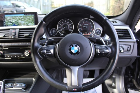 BMW 3 Series 320D M SPORT TOURING - EURO 6 - PAN ROOF - PRO SAT NAV - HARMAN KARDON 38