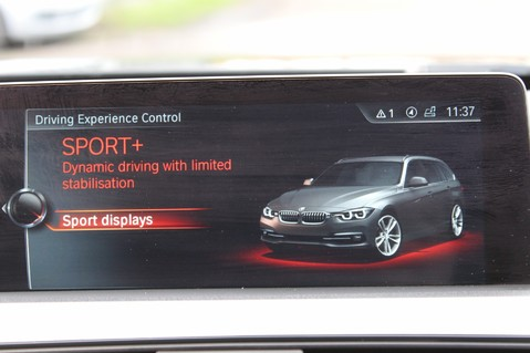 BMW 3 Series 320D M SPORT TOURING - EURO 6 - PAN ROOF - PRO SAT NAV - HARMAN KARDON 50