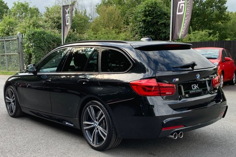 BMW 3 Series 320D M SPORT TOURING - EURO 6 - PAN ROOF - PRO SAT NAV - HARMAN KARDON 3