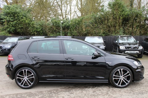 Volkswagen Golf GTD DSG - EURO 6 - SAT NAV - HEATED SEATS - KEYLESS - FSH - ULEZ READY 4