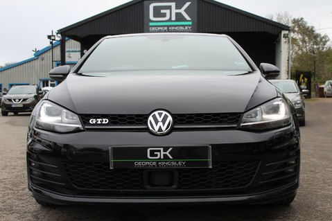 Volkswagen Golf GTD DSG - EURO 6 - SAT NAV - HEATED SEATS - KEYLESS - FSH - ULEZ READY 9