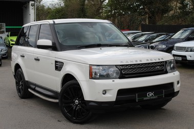 Land Rover Range Rover Sport HSE TDV6 - FACELIFT MODEL WITH IVORY LEATHER - REVERSE CAMERA