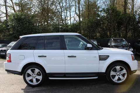 Land Rover Range Rover Sport 5.0 V8 SUPERCHARGED HSE - 360 CAMERAS - DIGITAL TV- HEATED STEERING WHEEL 4