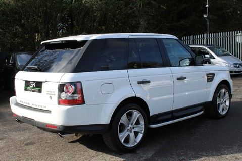 Land Rover Range Rover Sport 5.0 V8 SUPERCHARGED HSE - 360 CAMERAS - DIGITAL TV- HEATED STEERING WHEEL 5