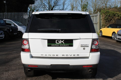 Land Rover Range Rover Sport 5.0 V8 SUPERCHARGED HSE - 360 CAMERAS - DIGITAL TV- HEATED STEERING WHEEL 6