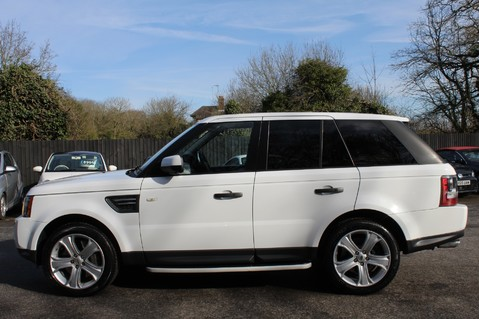 Land Rover Range Rover Sport 5.0 V8 SUPERCHARGED HSE - 360 CAMERAS - DIGITAL TV- HEATED STEERING WHEEL 7