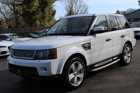 Land Rover Range Rover Sport 5.0 V8 SUPERCHARGED HSE - 360 CAMERAS - DIGITAL TV- HEATED STEERING WHEEL 8