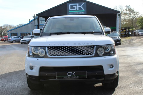 Land Rover Range Rover Sport 5.0 V8 SUPERCHARGED HSE - 360 CAMERAS - DIGITAL TV- HEATED STEERING WHEEL 9