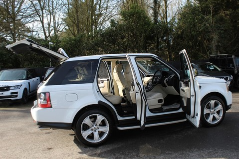 Land Rover Range Rover Sport 5.0 V8 SUPERCHARGED HSE - 360 CAMERAS - DIGITAL TV- HEATED STEERING WHEEL 14