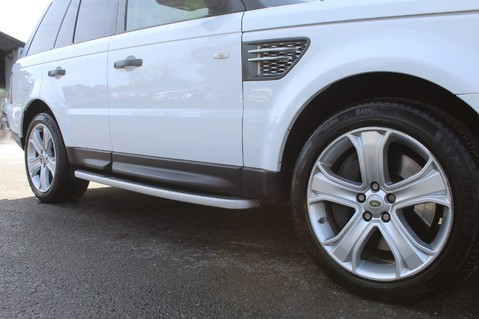 Land Rover Range Rover Sport 5.0 V8 SUPERCHARGED HSE - 360 CAMERAS - DIGITAL TV- HEATED STEERING WHEEL 18