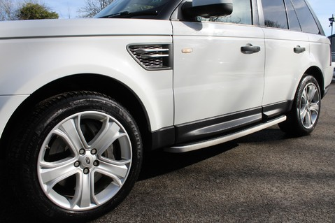 Land Rover Range Rover Sport 5.0 V8 SUPERCHARGED HSE - 360 CAMERAS - DIGITAL TV- HEATED STEERING WHEEL 19