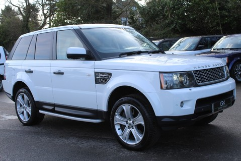 Land Rover Range Rover Sport 5.0 V8 SUPERCHARGED HSE - 360 CAMERAS - DIGITAL TV- HEATED STEERING WHEEL 73