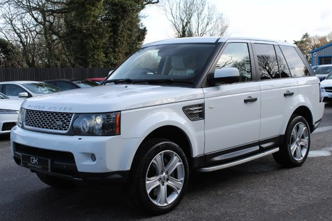 Land Rover Range Rover Sport 5.0 V8 SUPERCHARGED HSE - 360 CAMERAS - DIGITAL TV- HEATED STEERING WHEEL 74