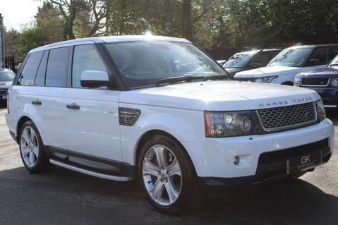Land Rover Range Rover Sport 5.0 V8 SUPERCHARGED HSE - 360 CAMERAS - DIGITAL TV- HEATED STEERING WHEEL 75