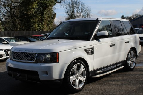 Land Rover Range Rover Sport 5.0 V8 SUPERCHARGED HSE - 360 CAMERAS - DIGITAL TV- HEATED STEERING WHEEL 76