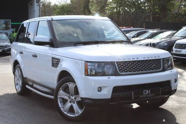 Land Rover Range Rover Sport 5.0 V8 SUPERCHARGED HSE - 360 CAMERAS - DIGITAL TV- HEATED STEERING WHEEL