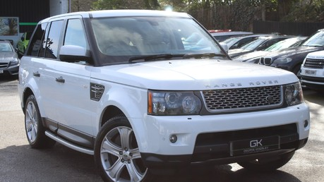 Land Rover Range Rover Sport 5.0 V8 SUPERCHARGED HSE - 360 CAMERAS - DIGITAL TV- HEATED STEERING WHEEL Video