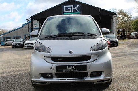Smart Fortwo Cabrio BRABUS - SAT NAV - HEATED SEATS - FSH - RARE CAR - XENONS - MOT FEB 2021 9