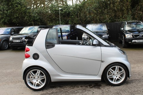 Smart Fortwo Cabrio BRABUS - SAT NAV - HEATED SEATS - FSH - RARE CAR - XENONS - MOT FEB 2021 24