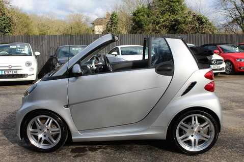 Smart Fortwo Cabrio BRABUS - SAT NAV - HEATED SEATS - FSH - RARE CAR - XENONS - MOT FEB 2021 28
