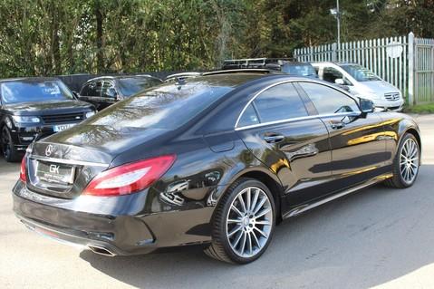 Mercedes-Benz CLS CLS350 D AMG LINE PREMIUM PLUS -EURO 6 - AIRMATIC - SUNROOF - HARMAN/KARDON 5