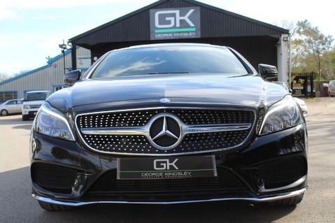 Mercedes-Benz CLS CLS350 D AMG LINE PREMIUM PLUS -EURO 6 - AIRMATIC - SUNROOF - HARMAN/KARDON 9