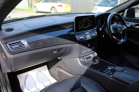 Mercedes-Benz CLS CLS350 D AMG LINE PREMIUM PLUS -EURO 6 - AIRMATIC - SUNROOF - HARMAN/KARDON 25