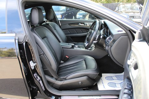 Mercedes-Benz CLS CLS350 D AMG LINE PREMIUM PLUS -EURO 6 - AIRMATIC - SUNROOF - HARMAN/KARDON 11