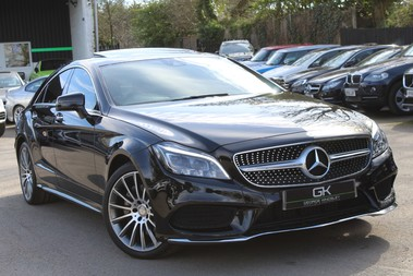 Mercedes-Benz CLS CLS350 D AMG LINE PREMIUM PLUS -EURO 6 - AIRMATIC - SUNROOF - HARMAN/KARDON