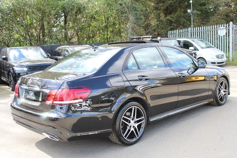 Mercedes-Benz E Class E350 BLUETEC AMG NIGHT ED PREMIUM PLUS -EURO 6 -DISTRONIC -LANE ASSIST 5