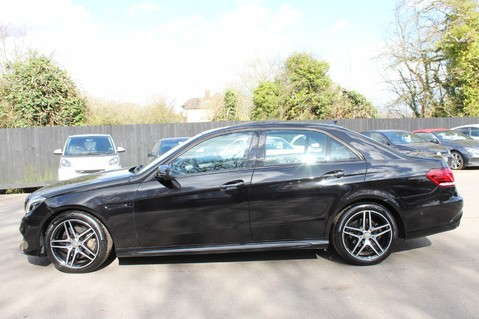 Mercedes-Benz E Class E350 BLUETEC AMG NIGHT ED PREMIUM PLUS -EURO 6 -DISTRONIC -LANE ASSIST 7