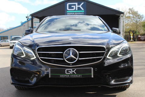 Mercedes-Benz E Class E350 BLUETEC AMG NIGHT ED PREMIUM PLUS -EURO 6 -DISTRONIC -LANE ASSIST 9