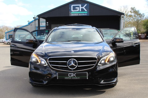 Mercedes-Benz E Class E350 BLUETEC AMG NIGHT ED PREMIUM PLUS -EURO 6 -DISTRONIC -LANE ASSIST 15